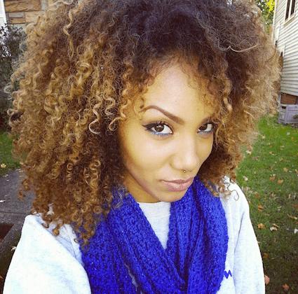 3c Curly Hair